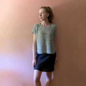 Eileen Fisher Open Weave Sweater